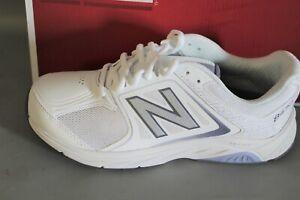 WW847WT3 White Supportive Walking Shoe