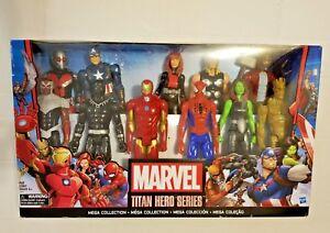 Marvel-titan Hero Series, collection Mega, 11 unités, 4 ans et plus