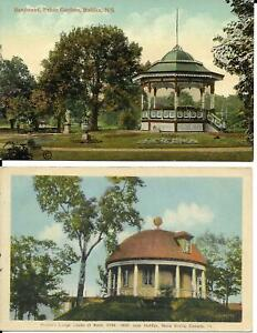 Halifax-Landmarks-Bandstand-Public-Garden-Prince-039-s-Lodge-built-by-Duke-of-Kent