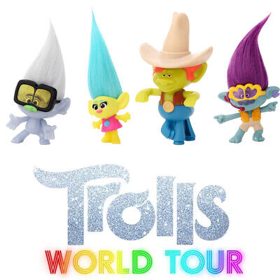 McDonald/'s Russia Toy Happy Meal 2020 Trolls World Tour