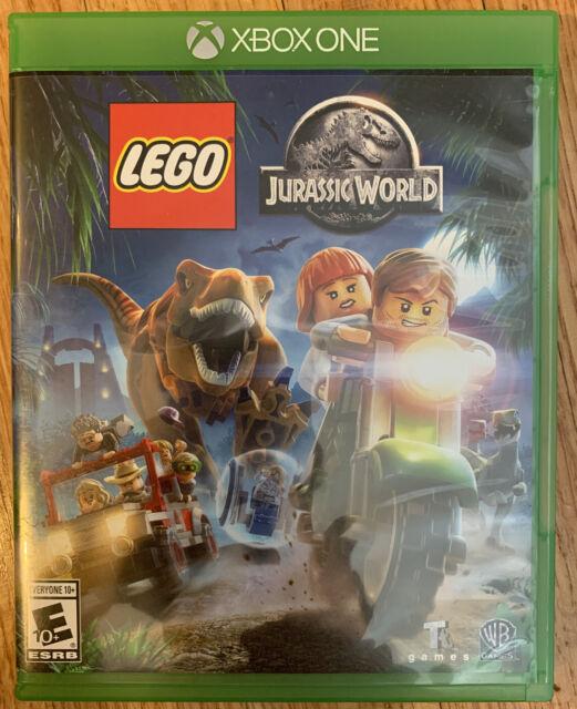 lego jurassic world microsoft xbox one 2015  ebay