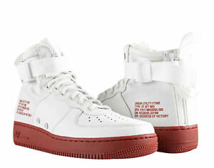 reputable site f73a7 74b2f Image is loading NIKE-SF-AF1-AIR-FORCE-1-MID-MEN-