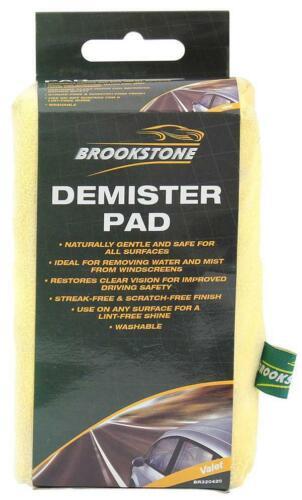 BR320420 Brookstone Car Windscreen Demister Pad