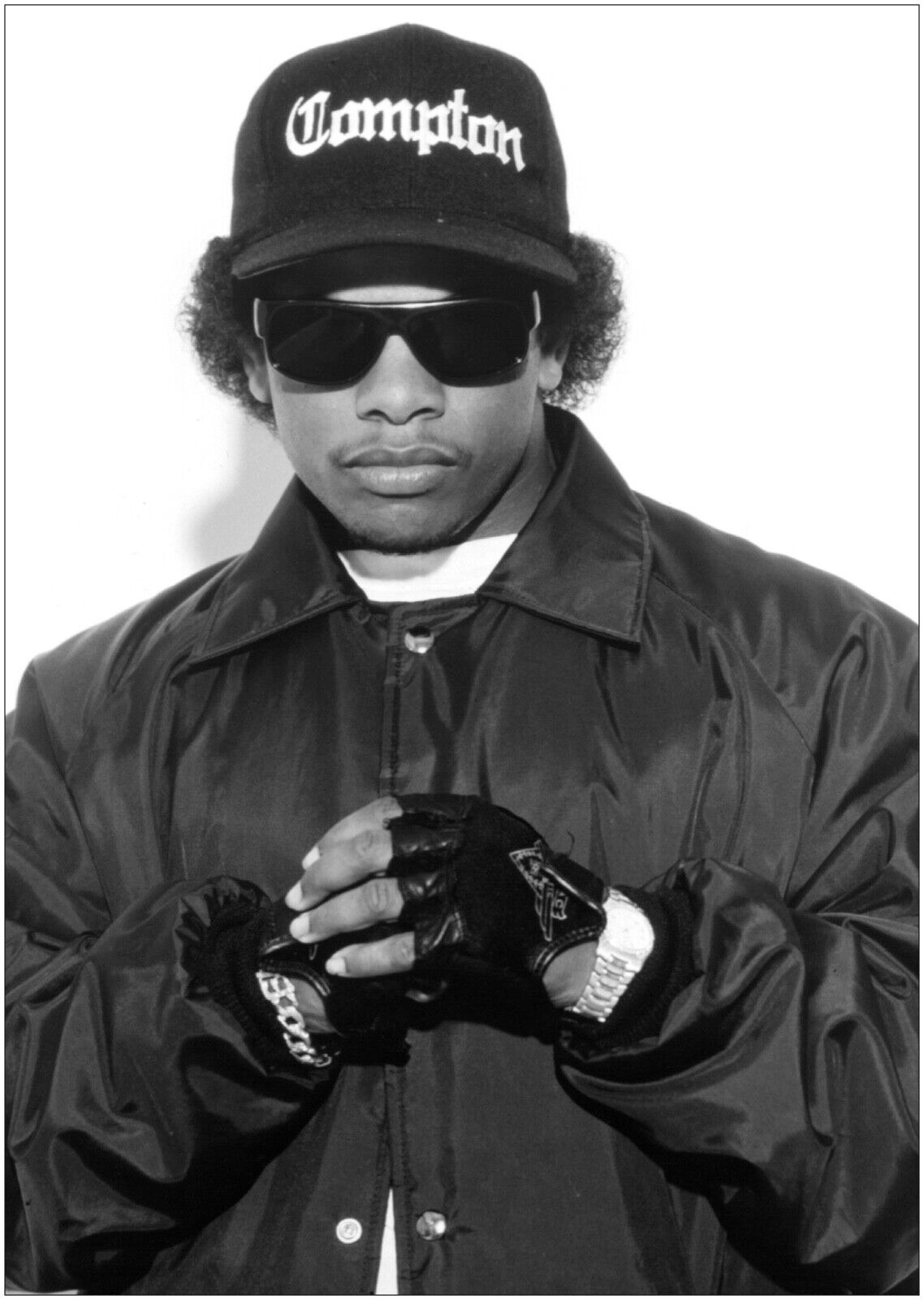 Eazy-E Rapper Vintage Music Large CANVAS - A0 A1 A2 A3 A4 Größes