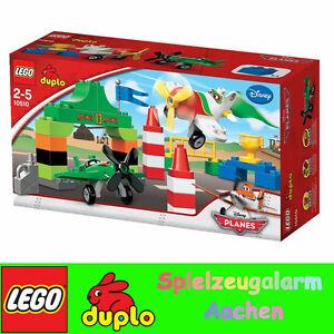 LEGO Duplo Disney PLANES 10510  Ripslinger's Air Race