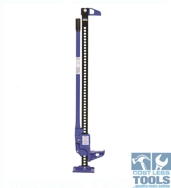 "Kincrome High Lift Jack 42"" (1240mm) K12069"