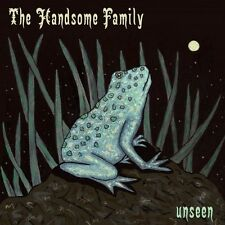 The Handsome Family - Unseen [New CD]