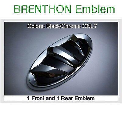 [Kspeed] (Fits: HYUNDAI Elantra Avante MD) BRENTHON  Rear Emblem