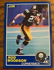 1989-Score-78-ROD-WOODSON-RC-STEELERS-HOF
