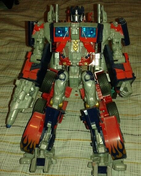 Transformers 2007 Leader Optimus Prime - Loose Complete