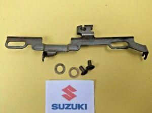 Suzuki GS 500 GS500 E Mikuni Carburador Obturador Palanca Soporte 1997- 2000