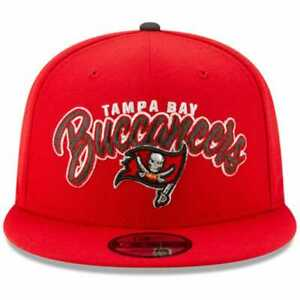 Retro Tampa Bay Buccaneers New Era 9Fifty Snapback Cap
