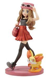 ARTFX-J-Pokemon-Serena-with-Fennekin-1-8-PVC-Figure-Kotobukiya-Free-Shipping