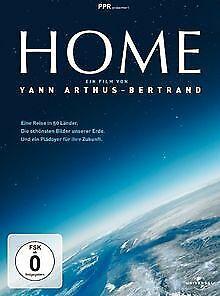 HOME-von-Yann-Arthus-Bertrand-DVD-Zustand-gut