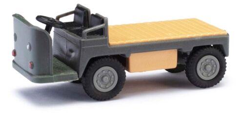 H0 E-Karre Balkancar Busch 210010005-1//87 Grau Neu