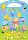 My Carry-Along Easter: Activity Book with Stickers by Jocelyn Miller (Paperback / softback, 2014)