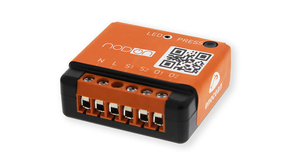 Nodon EnOcean Steuerung Fernbedienung Schalter Sensor Smart Home Unterputz Modul | Lebendige Form