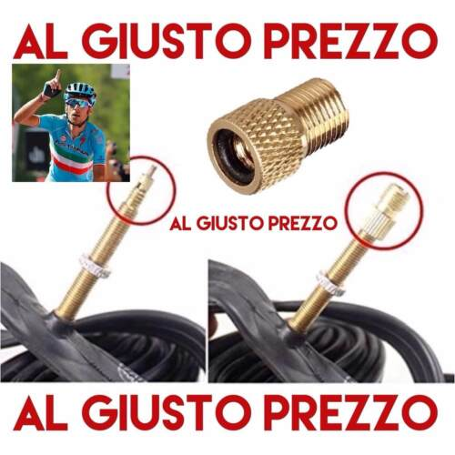 from Presta Valve suitable for Compressor or Pump Adapter for racing bike