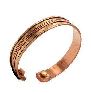 Armband-Kupfer-mit-Magnete-Magnetisch-Unisex-Herren-Frauen