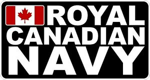 Royal-Canadian-Navy-RCN-Rectangle-Decal-Sticker