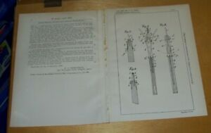 DéVoué Penholder Patent Gauck Of Bant Germany 1900 Jouir D'Une RéPutation éLevéE Chez Soi Et à L'éTranger