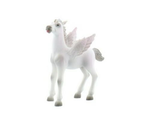 BULLYLAND 75658-Fantasy-Pegasus puledri-NUOVO