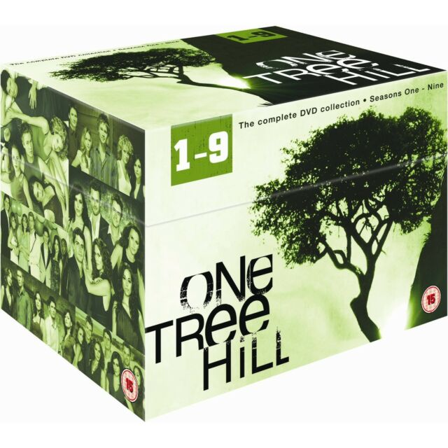 """ONE TREE HILL SERIES COMPLETE SEASONS 1,2,3,4,5,6,7,8 & 9 DVD BOX SET """"Clearance"""