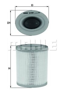 Mahle filtre à air LX2790-fits alfa romeo brera 159-pièce d/'origine