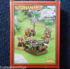 2005 Dwarf Bolt Thrower Artillery Citadel War Machine Siege Engine Ballista MIB