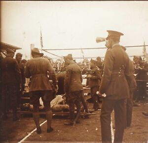 Games-Combined-France-USA-Sport-Guerre-WW1-Stereo-Stage-Pershing-Paris