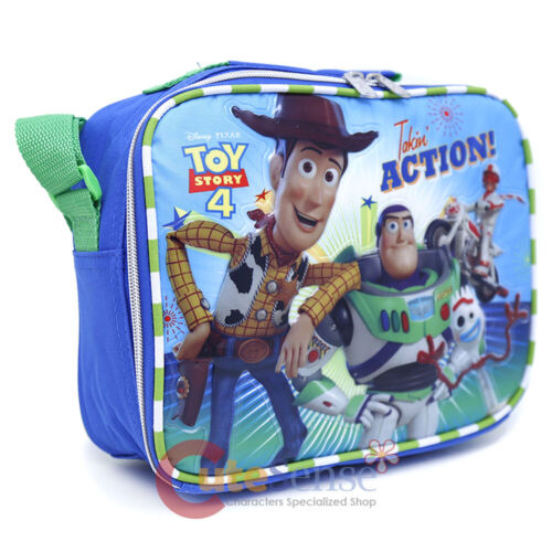 """Disney Toy Story 12/"""" Small School Backpack with Lunch Bag 2pc Set"""