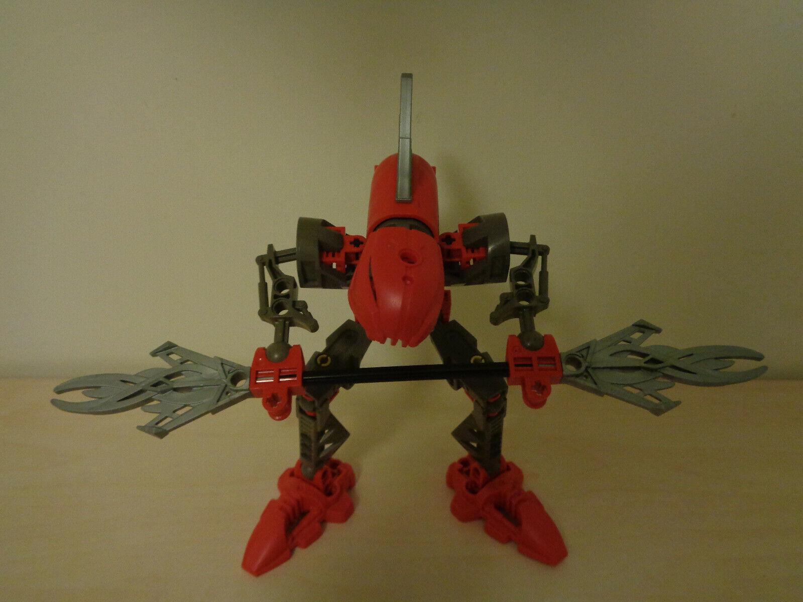 LEGO - Bionicle - Rahkshi (5 Rahkshi senza Kraata)