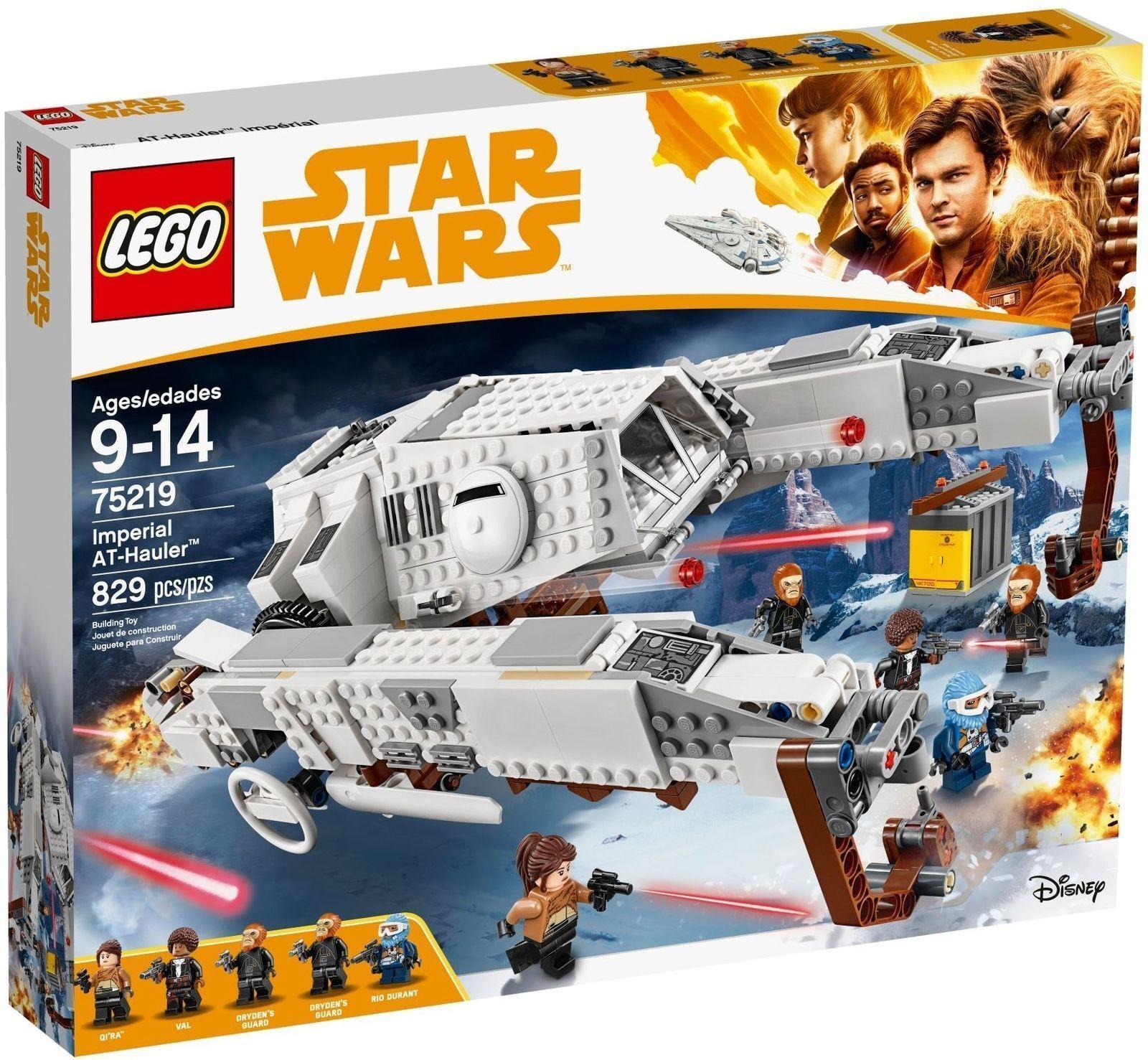 LEGO estrella guerras  75219 IMPERIAL AT-HAULER   NUOVO  benvenuto a comprare