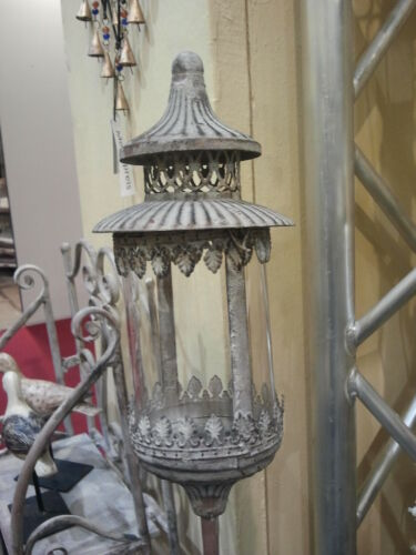 vento luce kerzenha Nostalgia rivelazione bacchetta LANTERNA LAMPIONE giardino-ornamenti