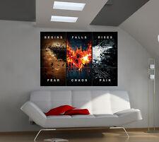 """The Dark Knight Rises Batman Huge Big Poster Wall Print 39""""x57"""" lx20"""