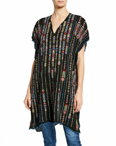 Johnny Was Trim Poncho C16519-3  Retail $298.00