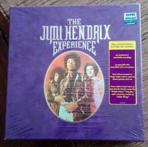 The Jimi Hendrix Experience – The Jimi Hendrix Experience - Box, Velvet SEALED