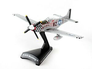 POSTAGE-STAMP-USAAF-P-51D-034-BIG-BEAUTIFUL-DOLL-034-1-100-SCALE-DIECAST-METAL-MODEL