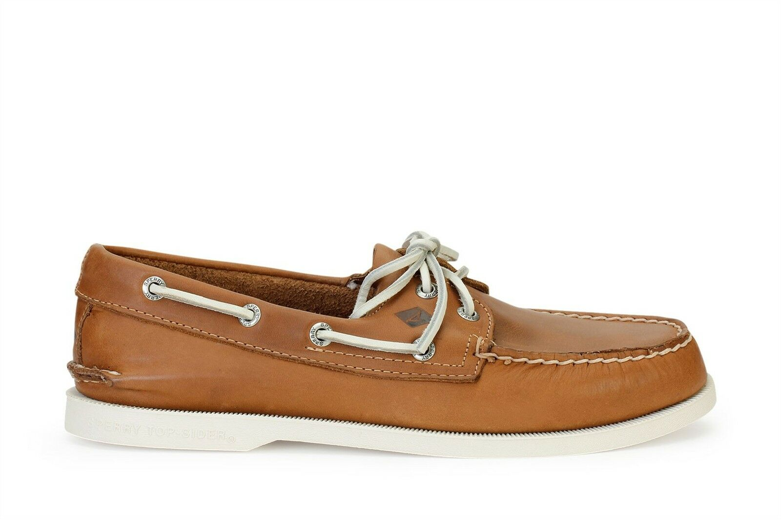 Sperry Top Sider Mens Boat shoes A O 2-Eye Sarape Tan