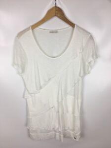 WISSMACH-T-Shirt-Weiss-Groesse-40