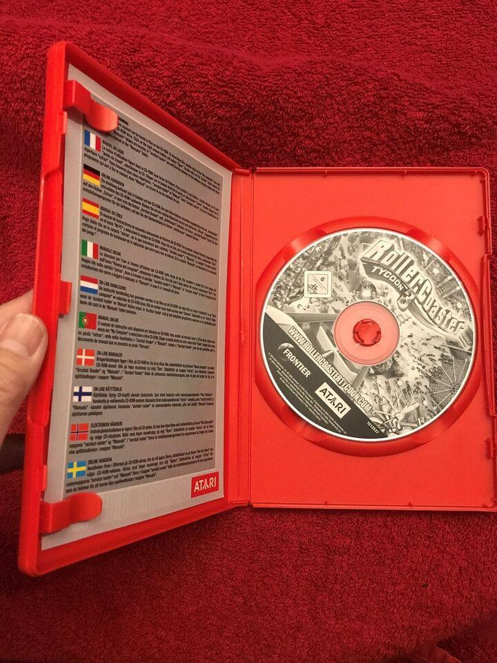 Roller Coaster Tycoon 3 , til pc, anden genre