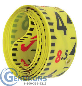REPLACEMENT TAPE 10' FOR LASERLINE DIRECT ELEVATION 10TH LENKER GRADE ROD