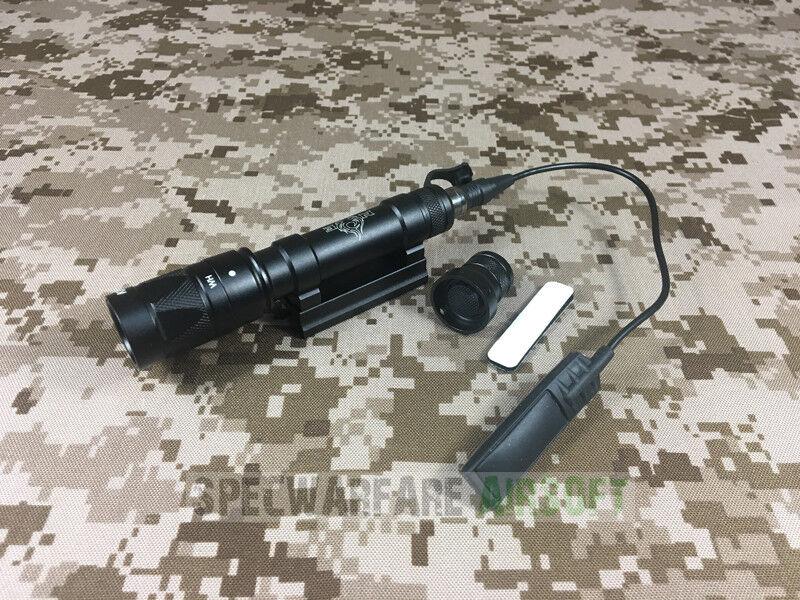 Night Evolution M620W KM2-A Scout Light Full Ver (Strobe Output Ver) NE-04046-BK