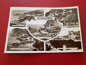 Ilfracombe-Vintage-Real-Photo-Postcard