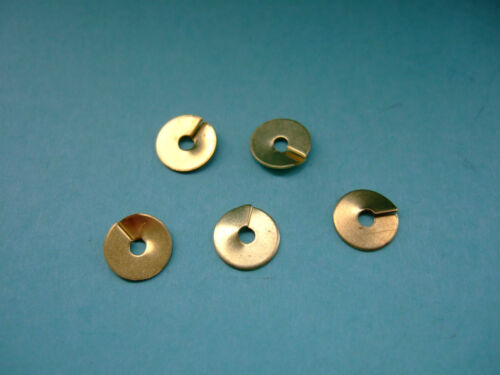 5 Washers for distributors and ignition coils for vintage and classic cars