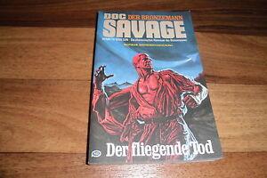 DOC SAVAGE der BRONZEMANN # 73 -- der FLIEGENDE TOD // 1. Auflage 1978 - Mühlacker, Deutschland - DOC SAVAGE der BRONZEMANN # 73 -- der FLIEGENDE TOD // 1. Auflage 1978 - Mühlacker, Deutschland