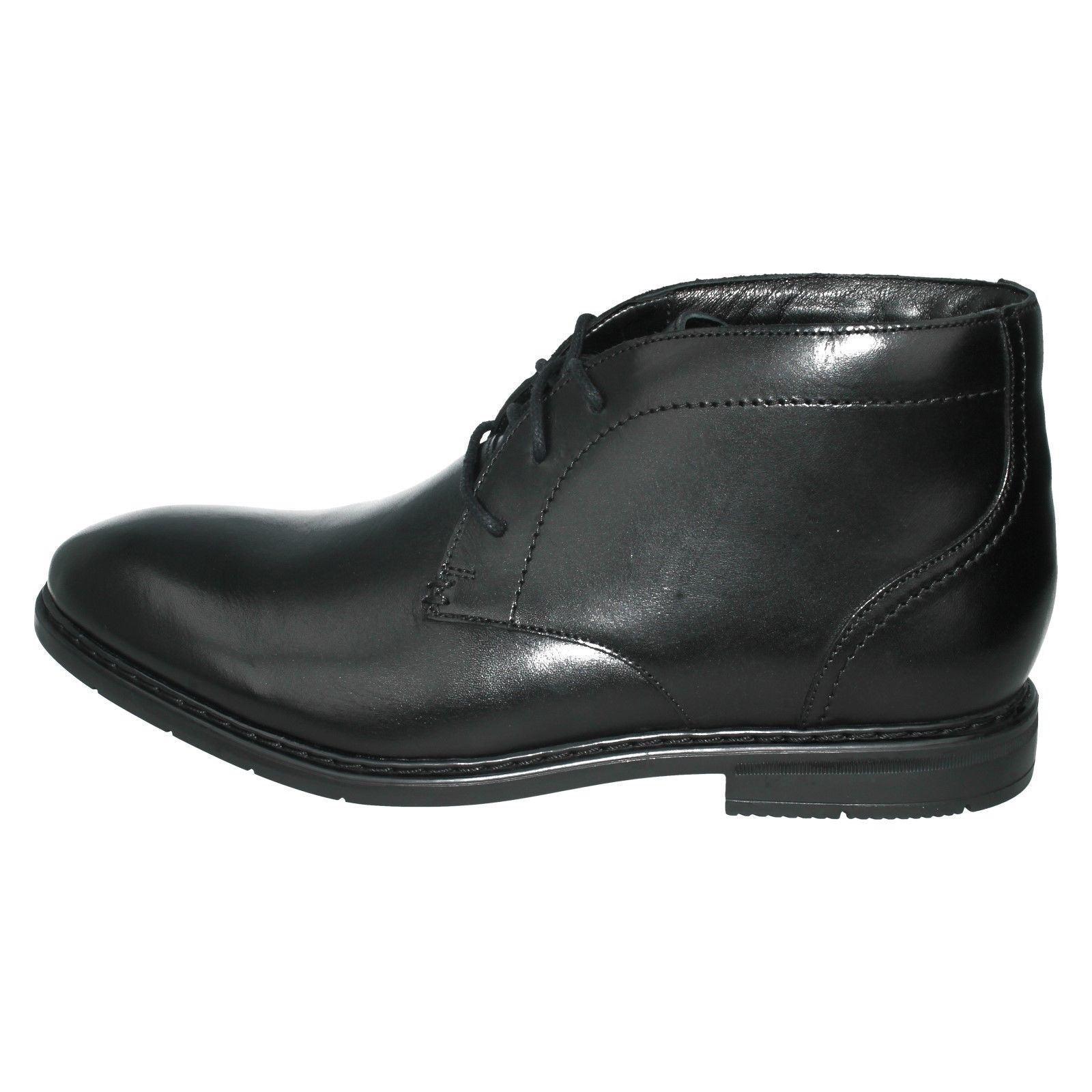 Clarks Banbury Mid Leder Stiefelette Schnüren Zum Schnüren Stiefelette 3927d0