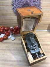Nice South Bend 827nk1 Lathe Milling Attachment With Box Amp Instructions