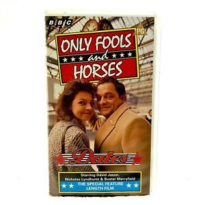 Only-Fools-amp-Horses-Dates-Special-Feature-Length-Film-VHS-Video-Cassette-Tape