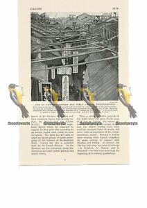 Canton-Narrow-Streets-China-Book-Illustration-c1920